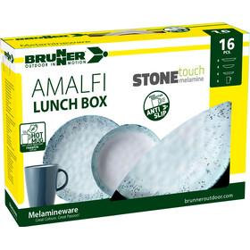 Brunner Lunch Box Serviesset, design amalfi